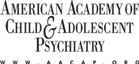 American Academy of Child & Adolescent Psyciatry Logo